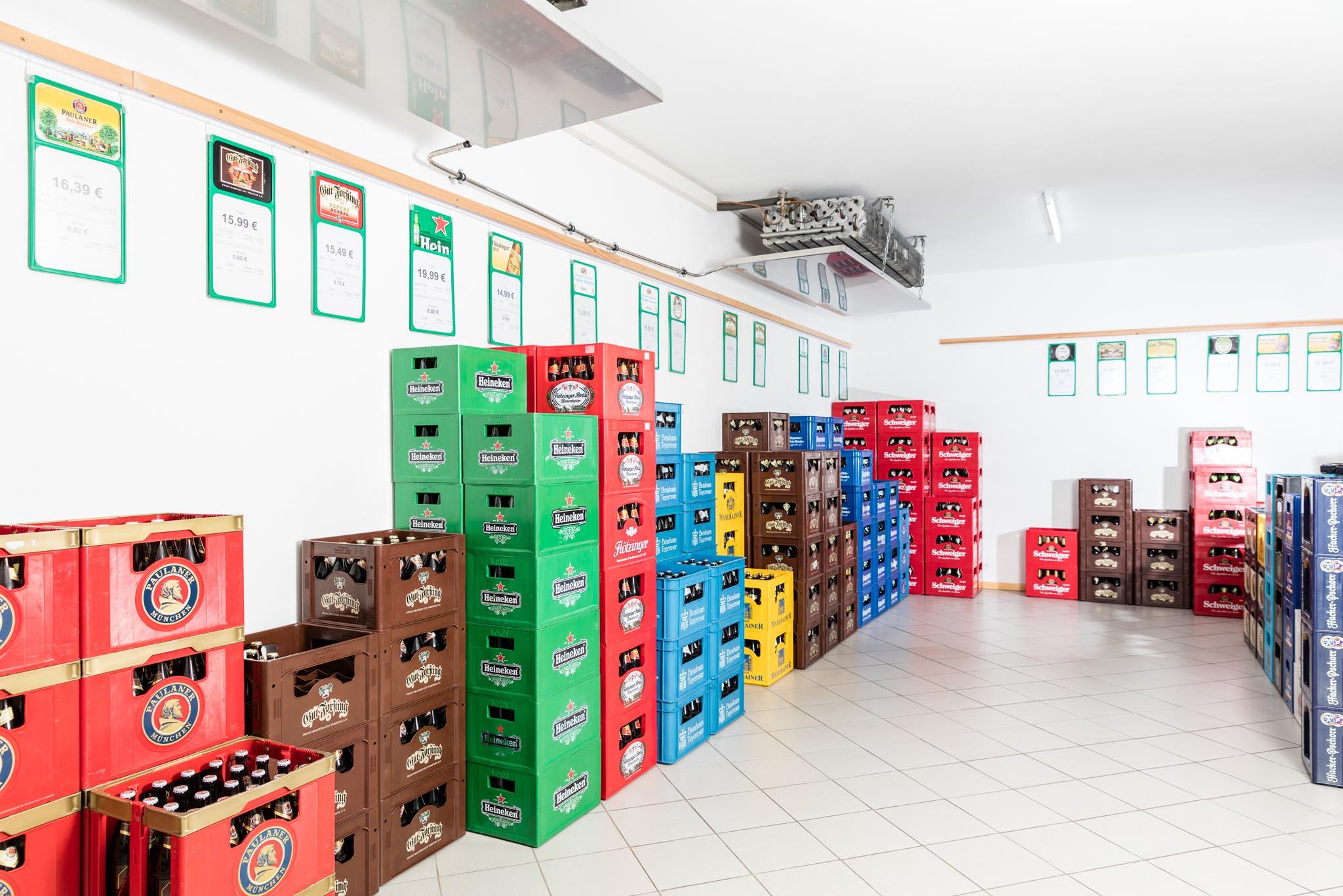 Abholmarkt Getränkemarkt - Getränke-Daberger
